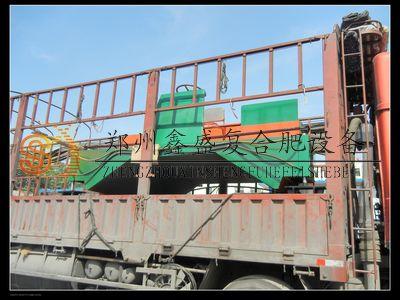 厂家热销 有机肥发酵翻堆车 安全智能更高效